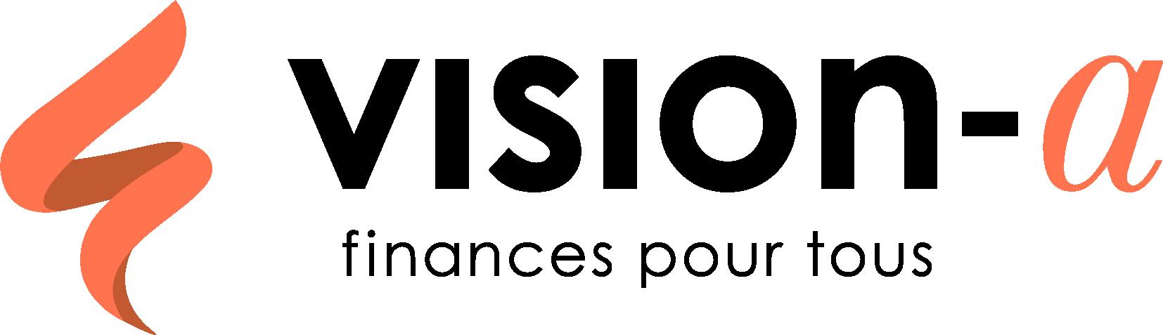 Logo vision-a - Finances pour tous